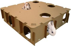 Купить игрушки для кроликов своими руками